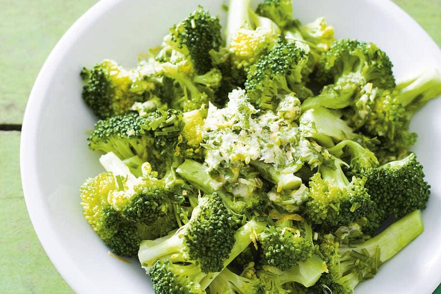 broccoli koken en wokken