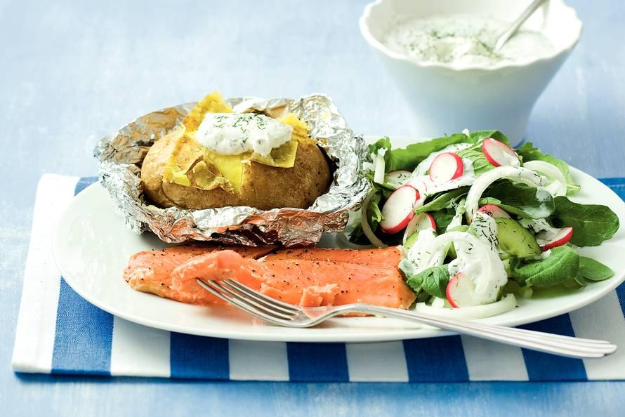 griekse recepten met vis