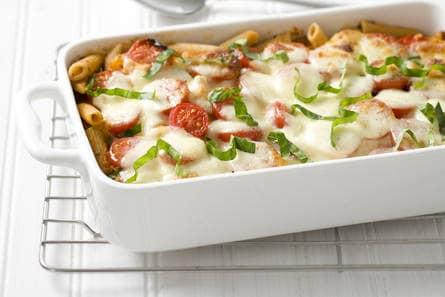 pasta recepten uit de oven