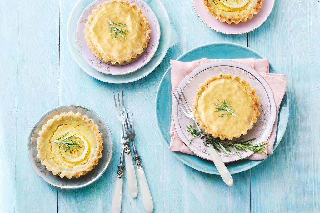 citroentaart recepten