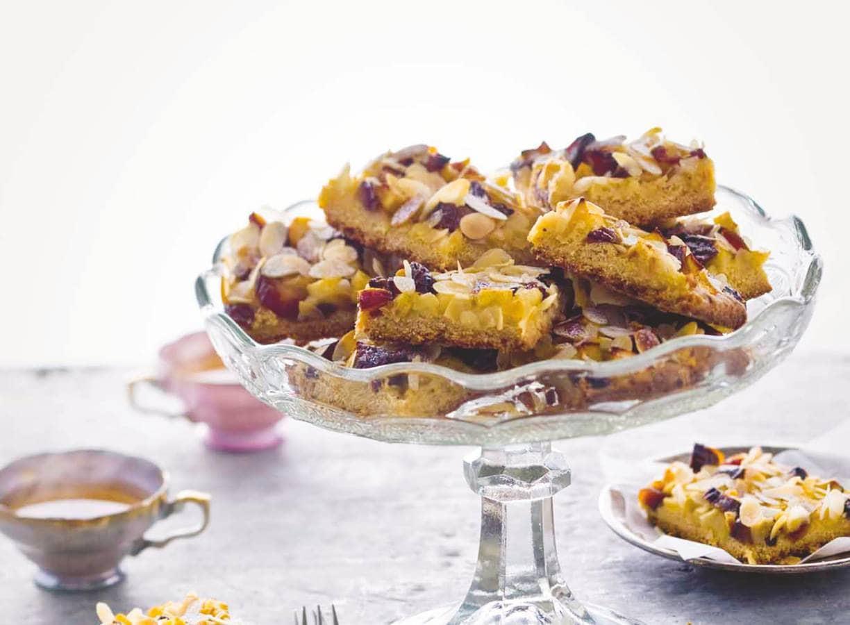 Marokkaanse appeltaart