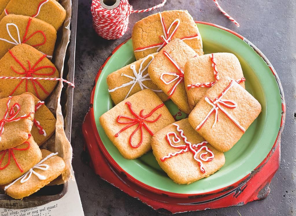 Sinterklaaskoekjes