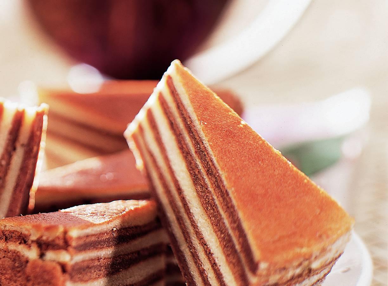 Chocoladespekkoek