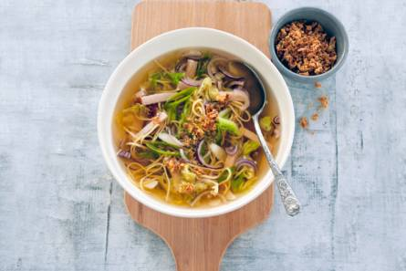 chinese kool soep recept