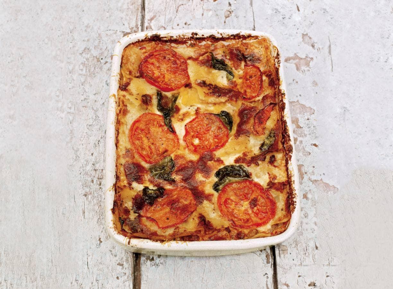 Lasagne van Jamie Oliver