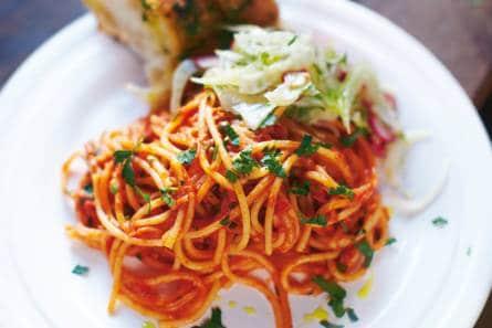 italiaanse pastasaus recept