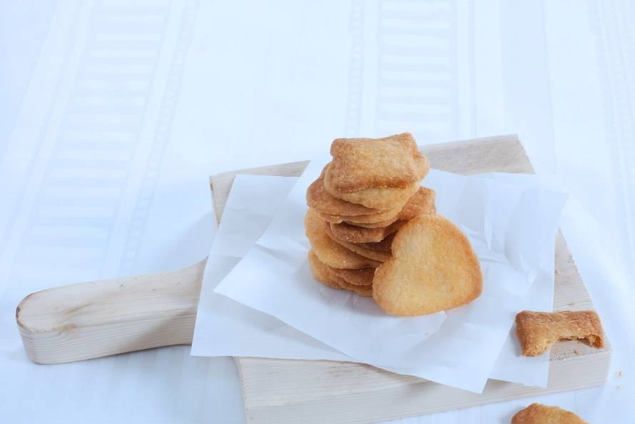 normale koekjes maken