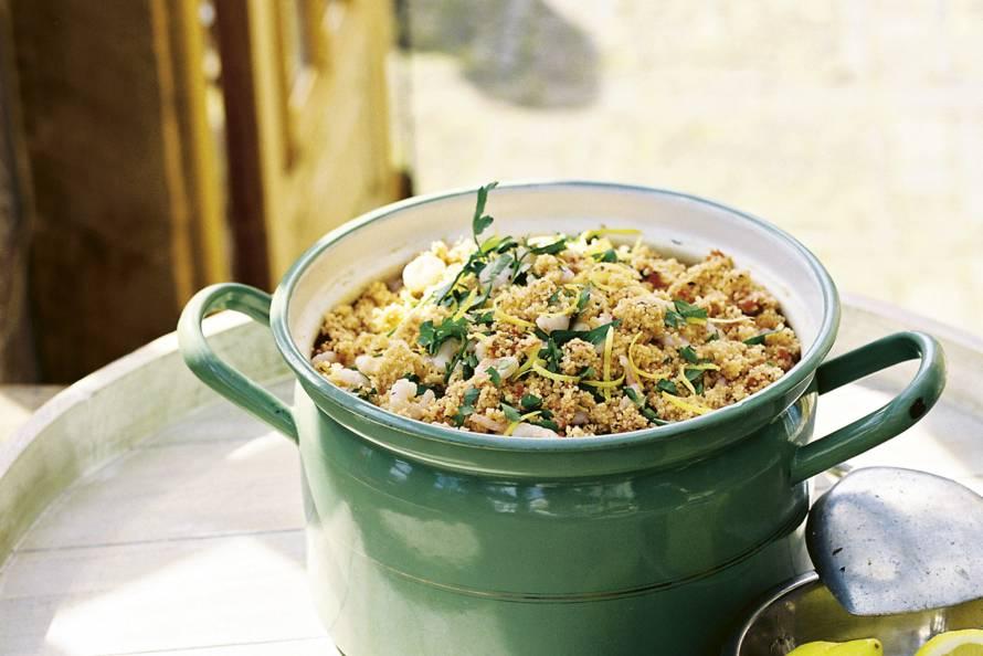 Italiaanse couscous