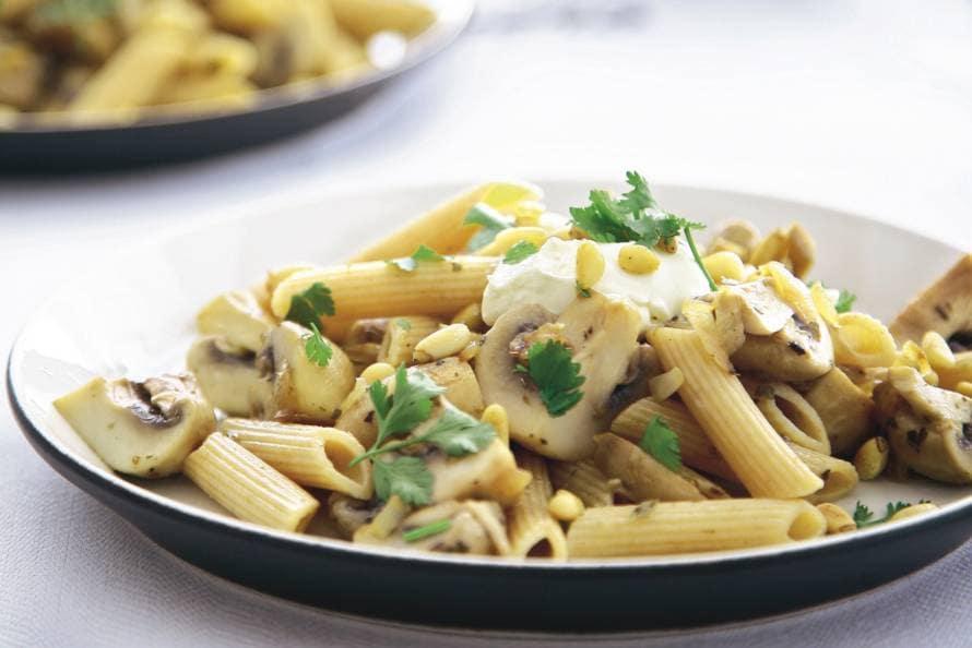 allerhande vegetarische pasta