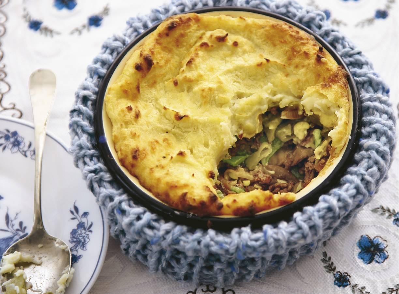 Britse cottage pie