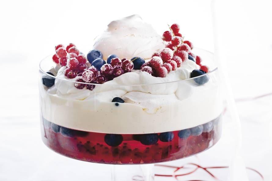 ah recepten trifle