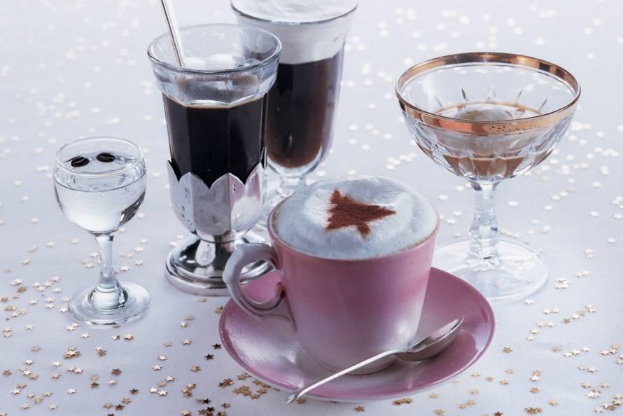 Mokka-cappuccino