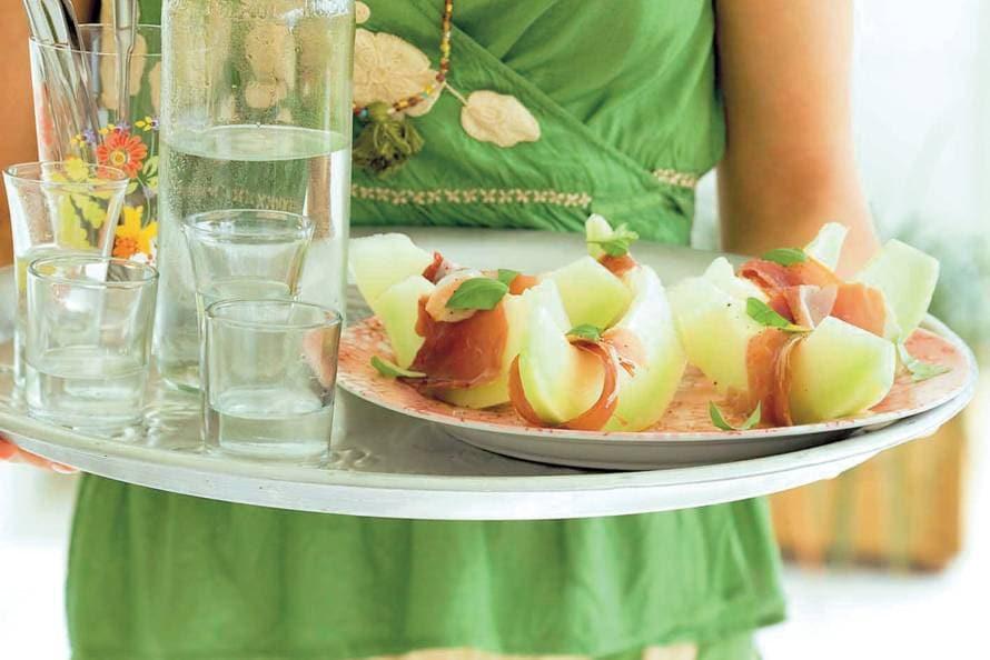 Voorkeur Meloen in serranoham - Recept - Allerhande - Albert Heijn @AQ09