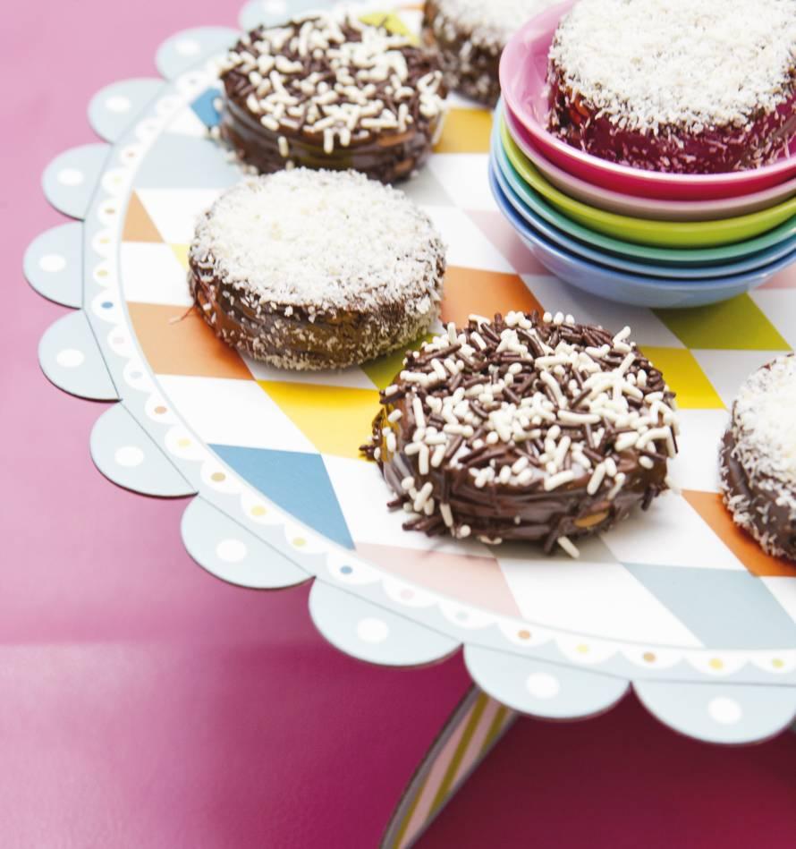 Marshmallowkoekjes