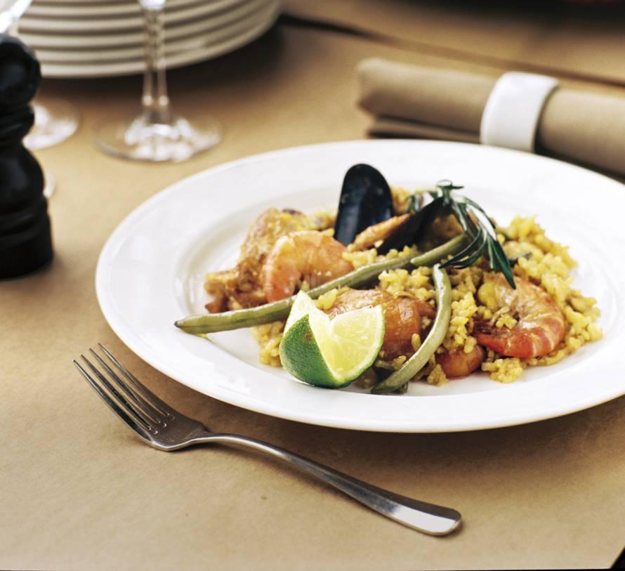 Salomon Engelsmans stap-voor-stap paella