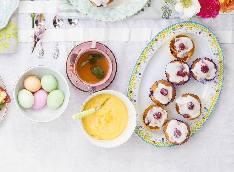 Frambozencupcakes