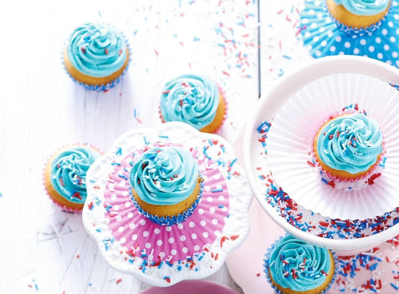 Mini cupcakes met anijs