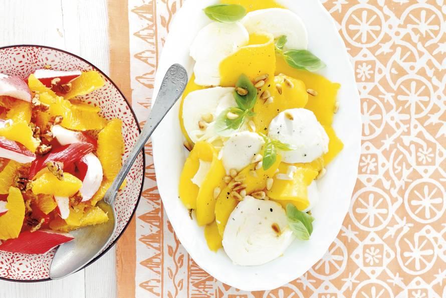 Mango-salade