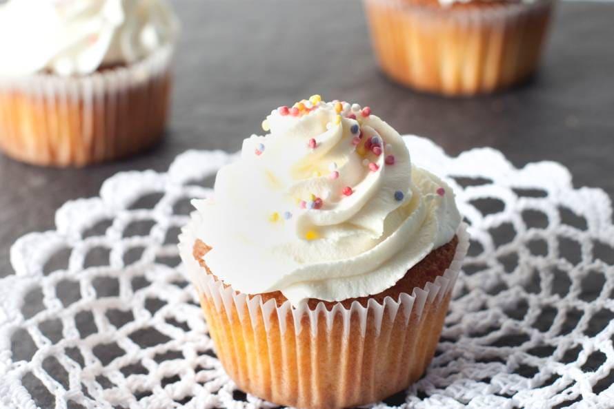 lekkere recepten voor cupcakes