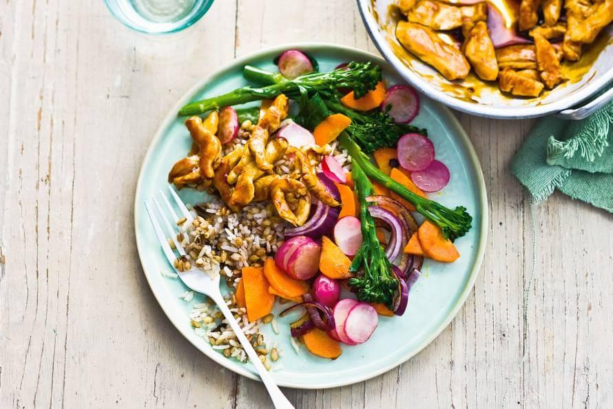 groente recepten ah