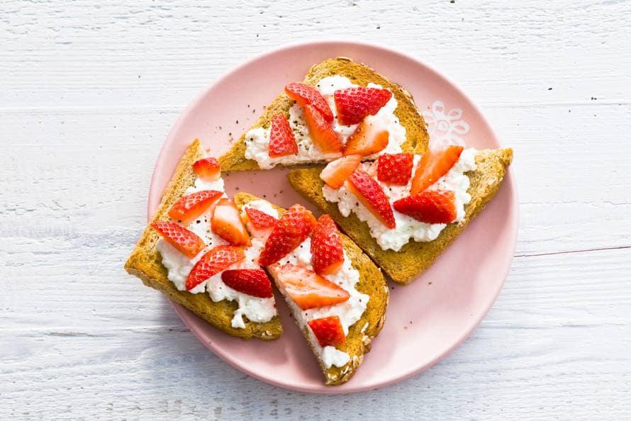 gezond eten recepten ontbijt