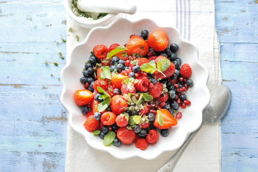 Super zomerfruitsalade
