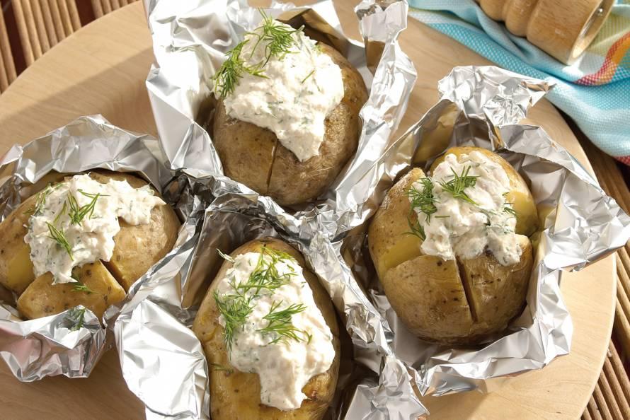 hoe aardappel poffen