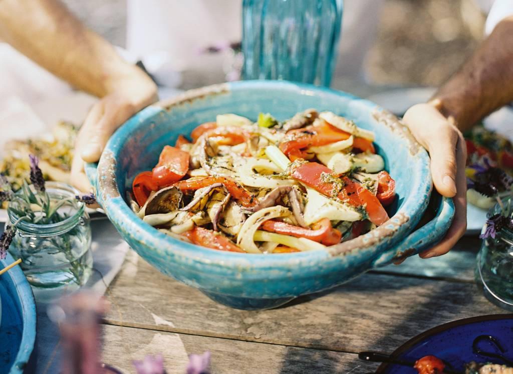 Italiaanse recepten met aubergine
