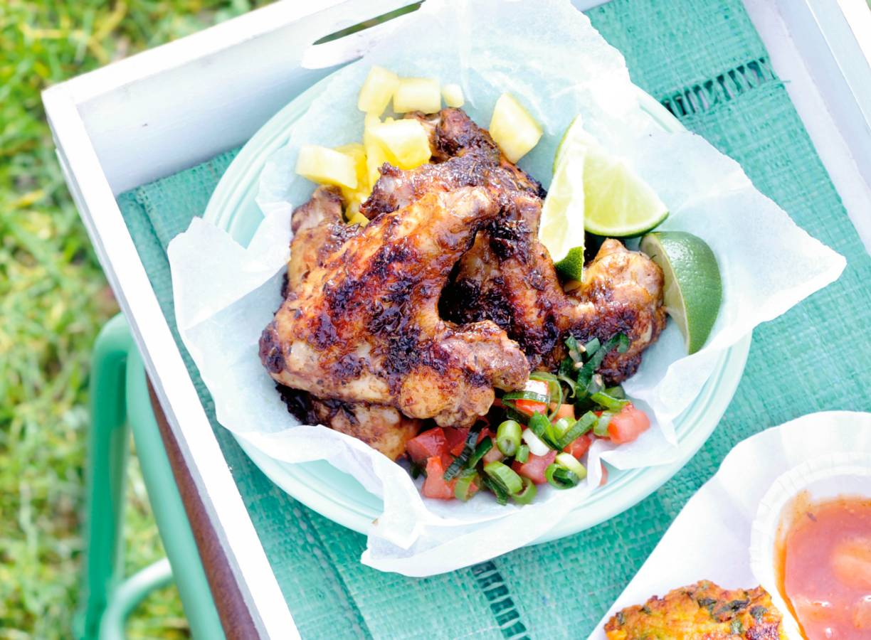 Spicy chickenwings