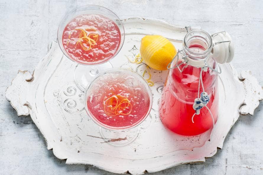 Limoncello blush