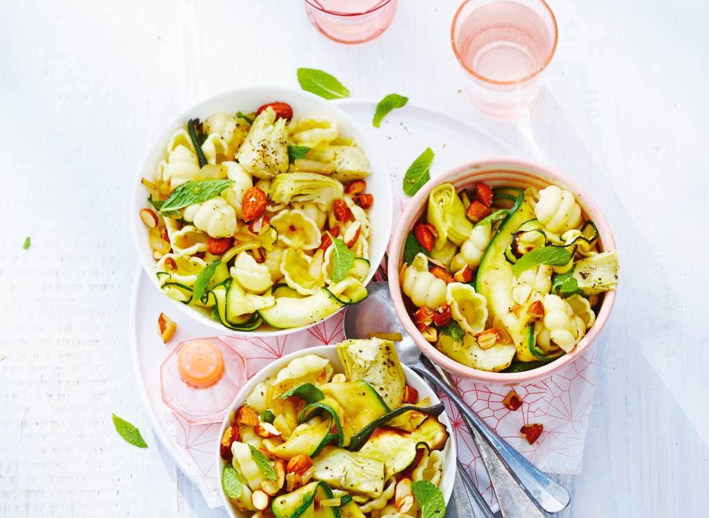Vegetarische Italiaanse recepten