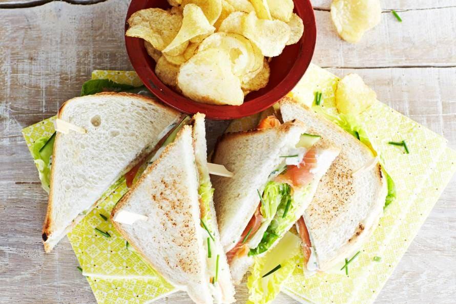 Bekend High tea sandwiches - Allerhande - Albert Heijn XT88