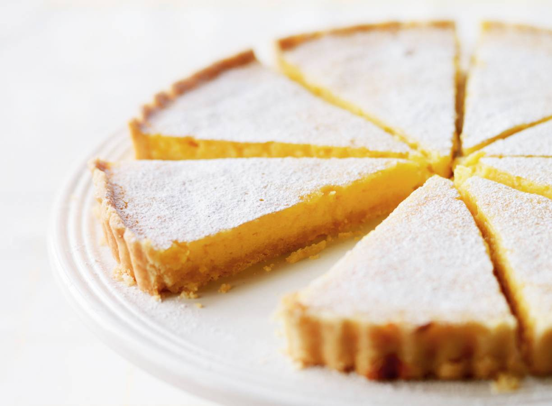 Heel Holland Bakt: citroentaart