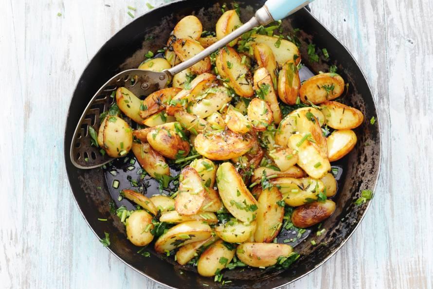 aardappels koken bakken