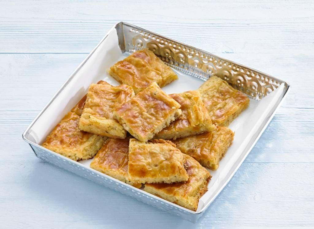 Boterkoek met rozemarijn en abrikozen - Albert Heijn