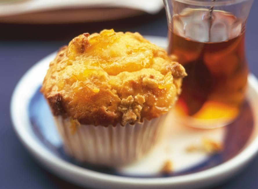 Mandarijnenmuffins