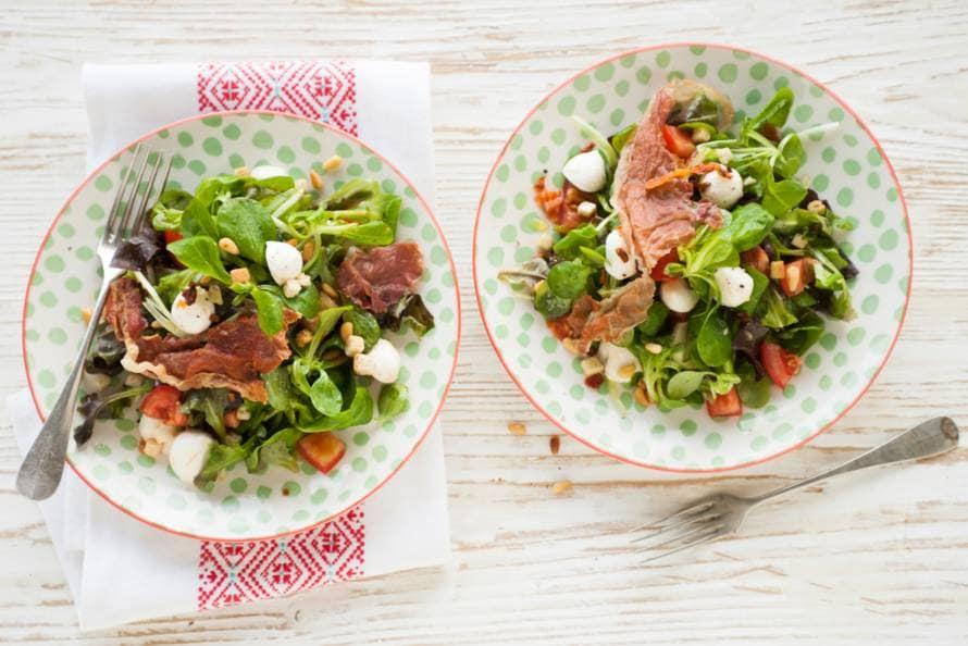 recepten salades ah