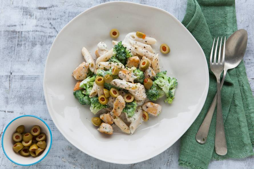 recept kipfilet broccoli