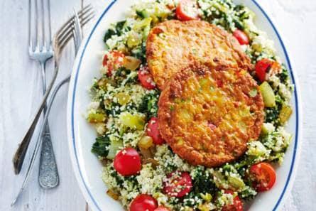 vegetarische couscous recept