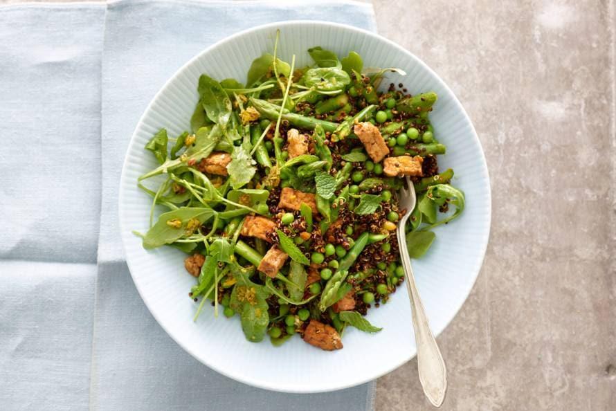 quinoa recept albert heijn
