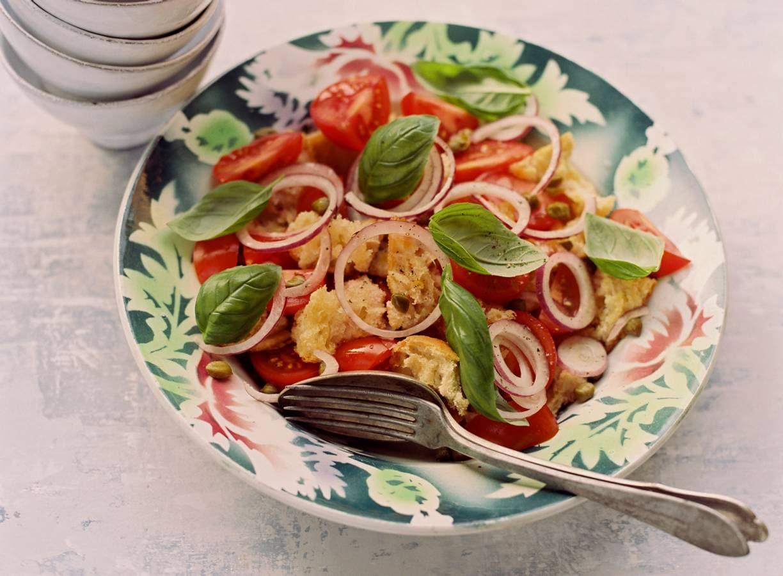 Toscaanse broodsalade