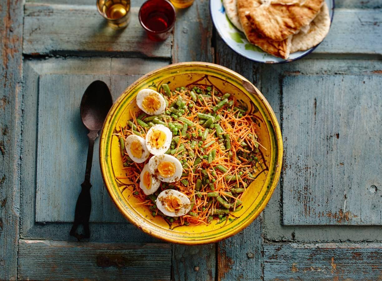 Poriyal (Indiaas gebakken groenten)