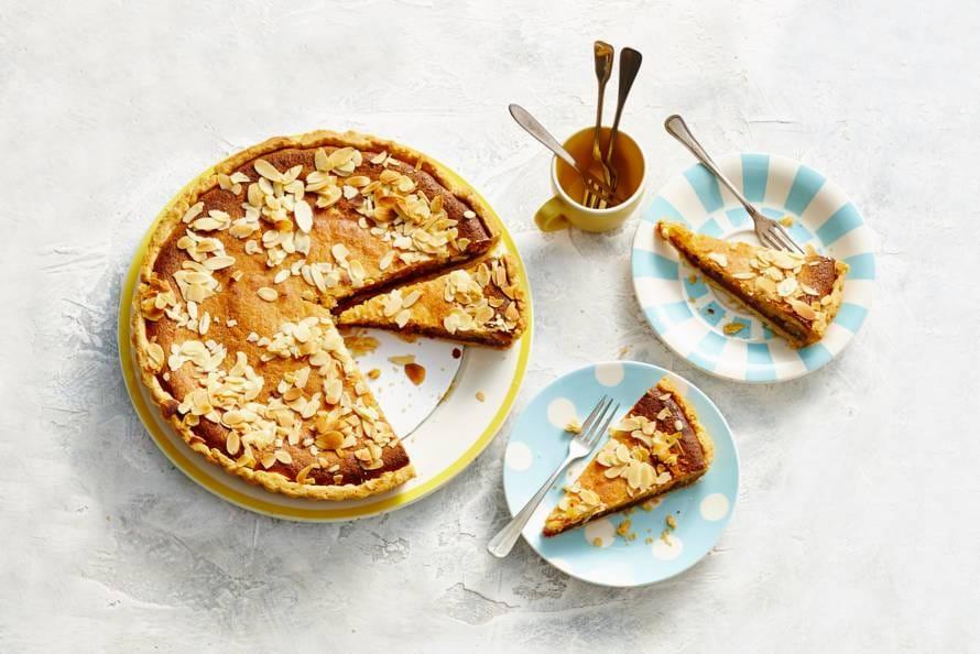 Bakewell taart
