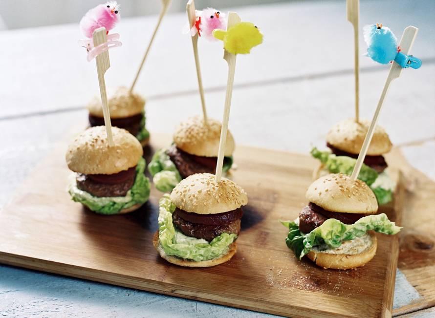Minibrunchburger