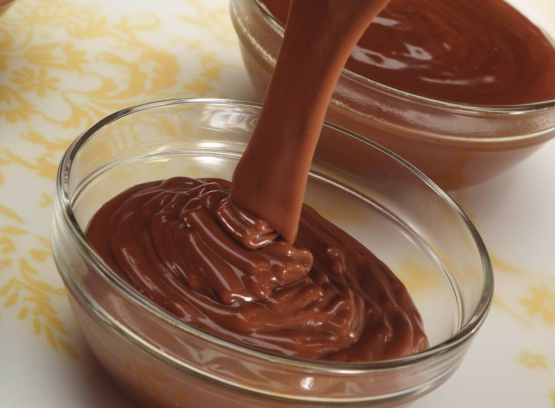 Dominique Persoones chocoladepudding