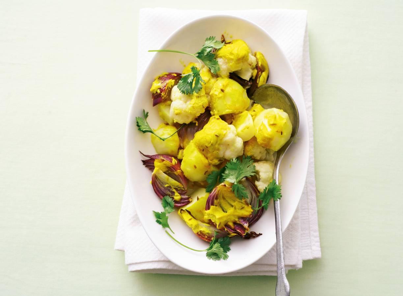 Indiase aardappelen