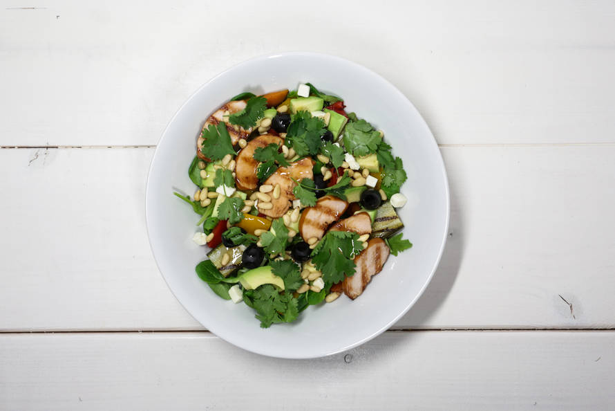 Billie Rose's Griekse salade