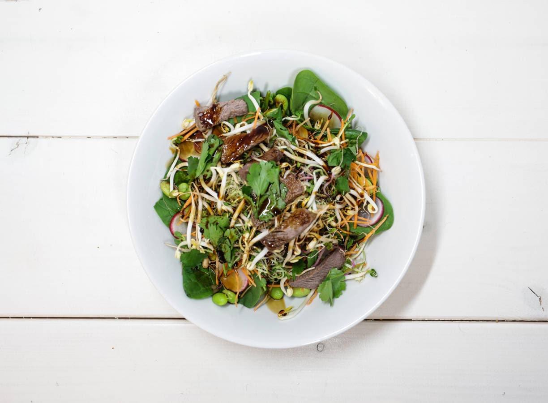 Beautylabs Aziatische salade