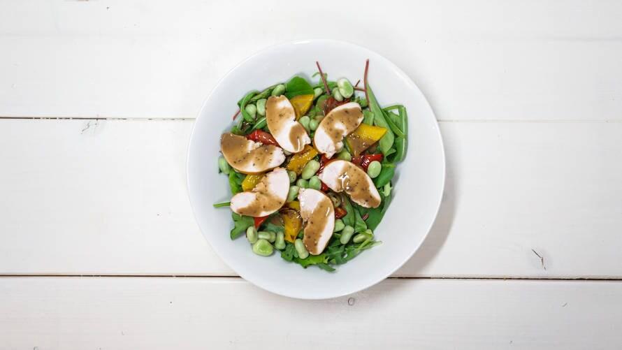 &Suus' buik-weg-salade