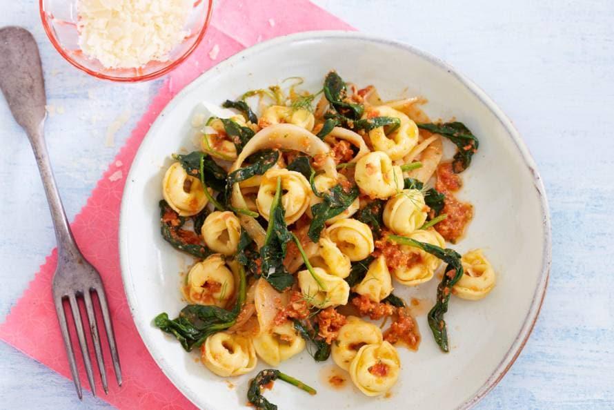verse pasta ah recept